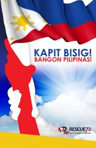 Rise up, Philippines!